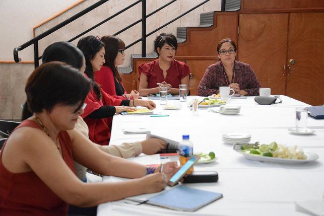 Evalúa a Zapopan la Relatoría Especial de los Derechos Humanos de las Mujeres e Igualdad de Género