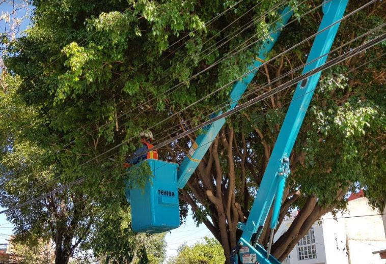 Supervisa Zapopan mantenimiento integral