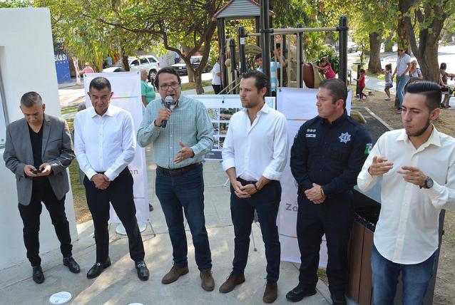 Presenta Zapopan construcción del Parque Aurelio Ortega