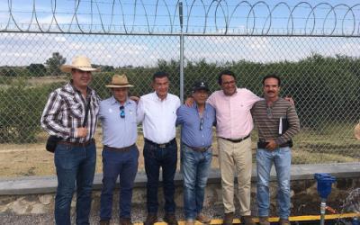 Presenta Zapopan construcción de pozo profundo en la localidad Milpillas Mesa de San Juan