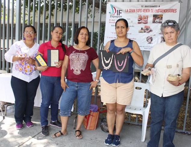 Emprendedores de DIF Zapopan presentarán Expo Venta
