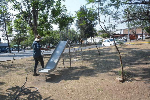 Gobierno Municipal supervisa intervención integral en la colonia Lomas deZapopan