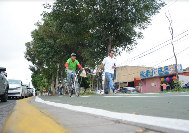 ConcluyeZapopanreto de movilidad no motorizada #80díasenbici
