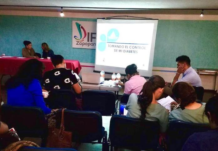 DIF Zapopan impartirá Curso de Prevención de Diabetes