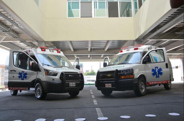 Zapopan refuerza los Servicios Médicos Municipales con ambulancias