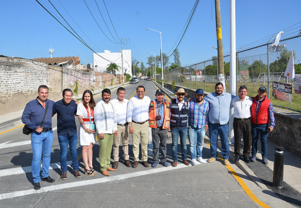 Supervisa Zapopan pavimentación con concreto hidráulico de calle Privada Atotonilco