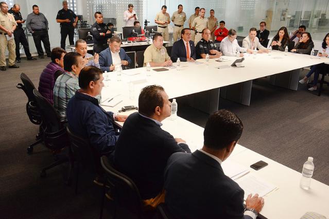 Presentan Plan Zapopan; estrategia de coordinación municipal para atender emergencias