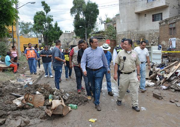 Presenta Zapopan documentación para Declaratoria de Emergencia para el Municipio