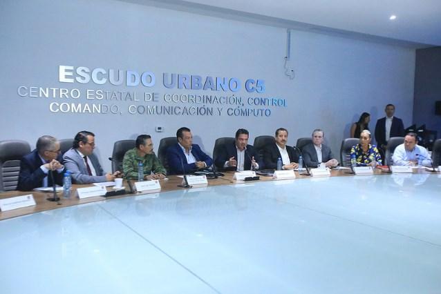 Tendrá Zapopan representación en la Junta de Gobierno del Escudo Urbano Estatal C5