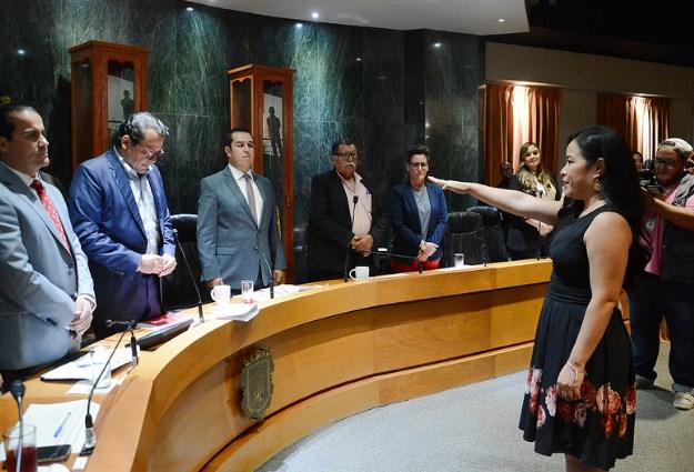 Rinde protesta Virginia Jiménez Flores como titular del OPD Instituto Municipal de las Mujeres Zapopanas para la Igualdad Sustantiva
