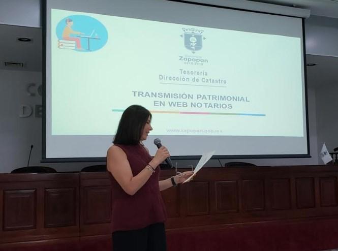 Presenta Zapopan nuevo portal dirigido a notarios de Jalisco