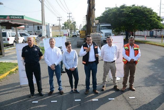 Invierte Zapopan más de 3 mil 500 millones de pesos en obra pública en servicio de la ciudadanía