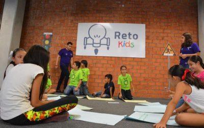 Prepara Reto Kids a su quinta generación de niños y niñas emprendedores