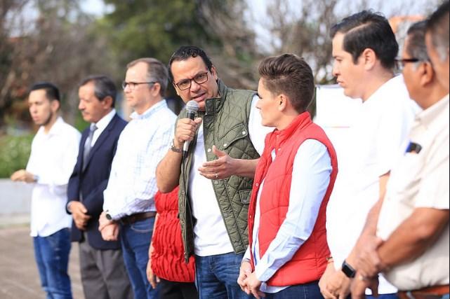 Arranca Zapopan renovación de espacio público en la colonia Residencial Moctezuma