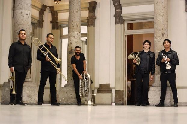 Chilakil Brass, 'especial' del miércoles en el Centro Cultural Constitución