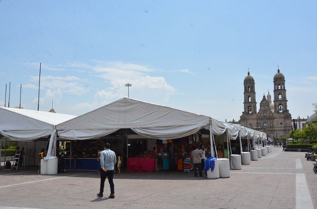 Deja Feria Artesanal de Verano 2018 derrama de 2.6 mdp