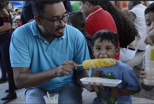 Arranca la 23ª Feria del Elote en Tesistán