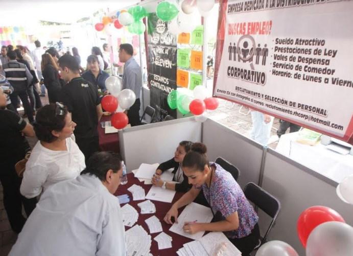 Llevará Zapopan Feria del Empleo a Valle de los Molinos
