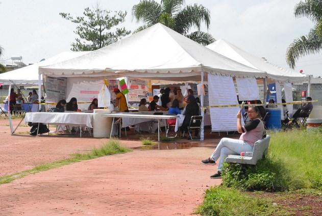 Lleva Zapopan Feria del Empleo a Valle de los Molinos