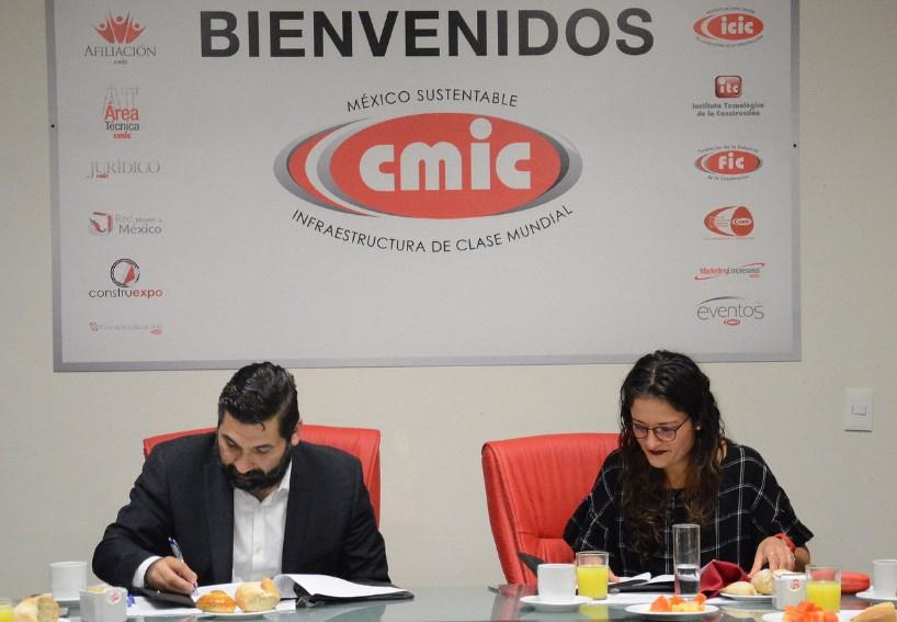 Fortalece Zapopan alianza estratégica con la Cámara Mexicana de la Industria de la Construcción Jalisco