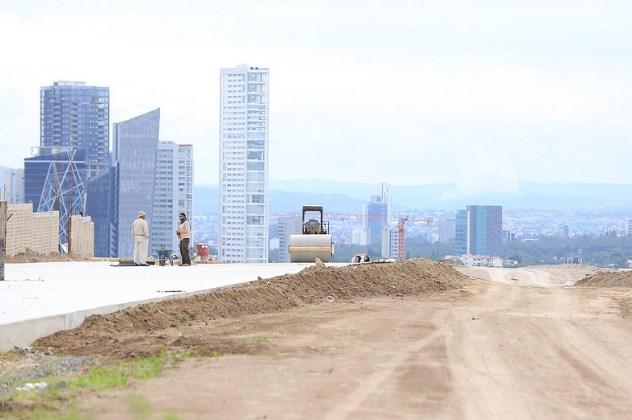 Avanza construcción de Prolongación Avenida Universidad