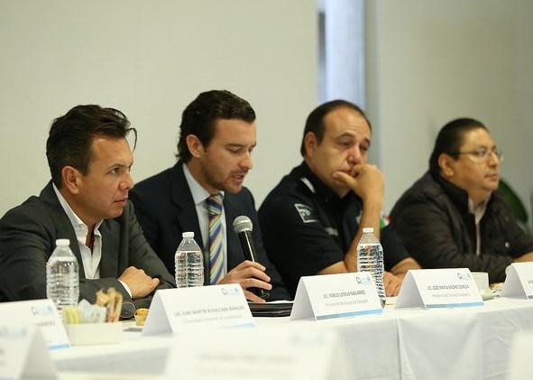Reconoce Pablo Lemus resultados del Consejo Ciudadano de Seguridad Pública deZapopan
