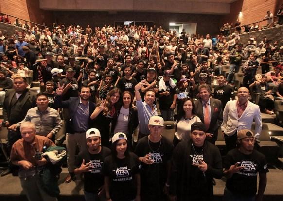 Egresan 90 jóvenes del programa Zapopan Rifa