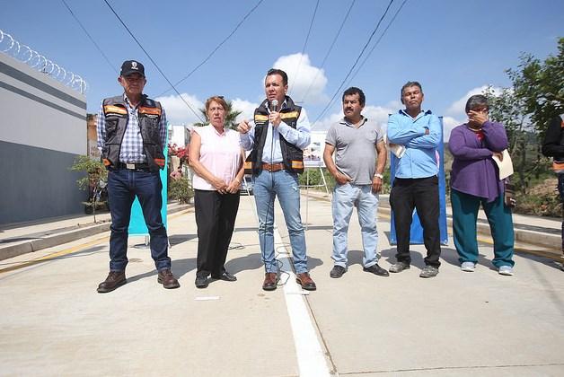 Entrega Zapopan infraestructura vial, peatonal y pluvial en favor de los habitantes de La Vinatera