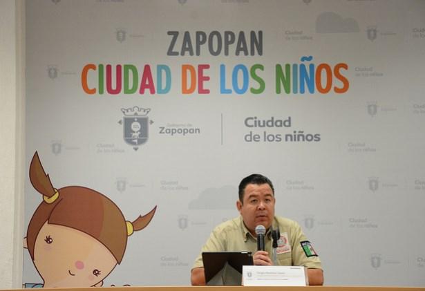 Anuncia Zapopan las actividades de la Jornada Municipal de Protección Civil y Bomberos 2018