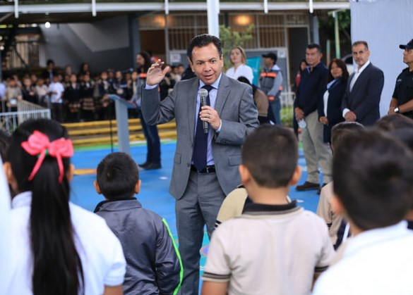 Interviene Zapopan Primaria Federal Ignacio Zaragoza con el programa Escuelas con Estrella