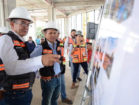 Centro Integral de Servicios Zapopan (CISZ) registra avance de 65 por ciento
