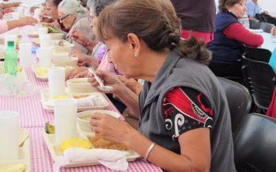 Ofrece DIF Zapopan comedor para adultos mayores