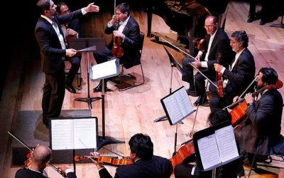 Presenta Orquesta de Cámara de Zapopan recital con influencia inglesa