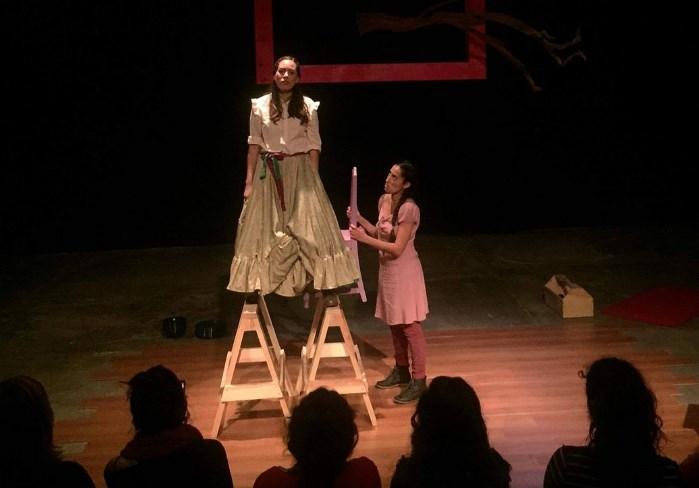 Llega al Centro Cultural Constitución la puesta en escena 'La esperanza es una llaga negra en el corazón'