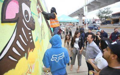 Zapopan fortalece la reconstrucción del tejido social a través del arte y trabajo comunitario