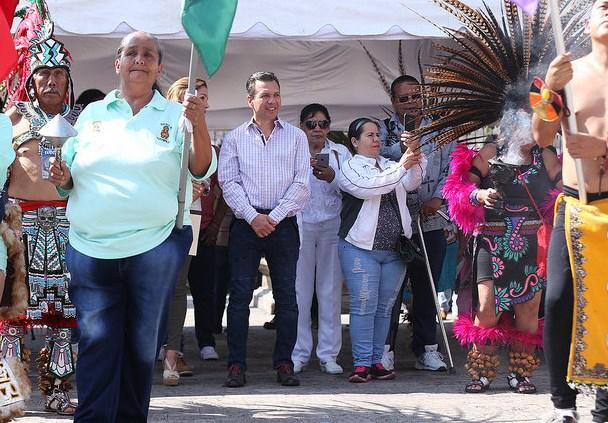 Reconoce Zapopan a sus danzantes, tradición de La Romería: Ciclo Ritual de la Llevada de la Virgen