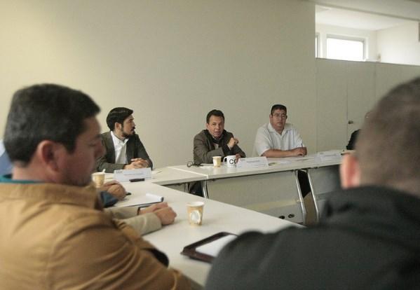 Se reúne Pablo Lemus con el Consejo Ciudadano Metropolitano