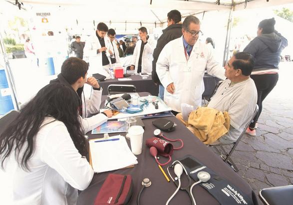 Realiza DIF Zapopan Feria de la Salud Integral en el Día Mundial de la Diabetes