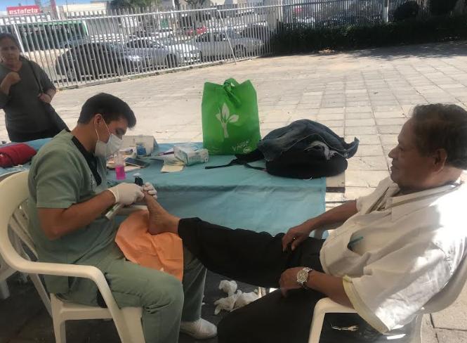 Ofrece DIF Zapopan módulo de salud permanente para los ciudadanos