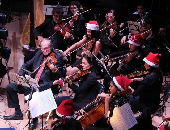 Presenta Orquesta Sinfónica de Zapopan 'Concierto de Navidad'
