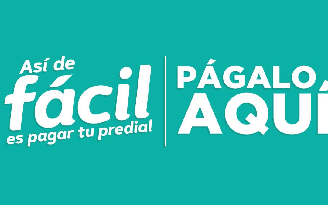 Paga tu Predial 2019