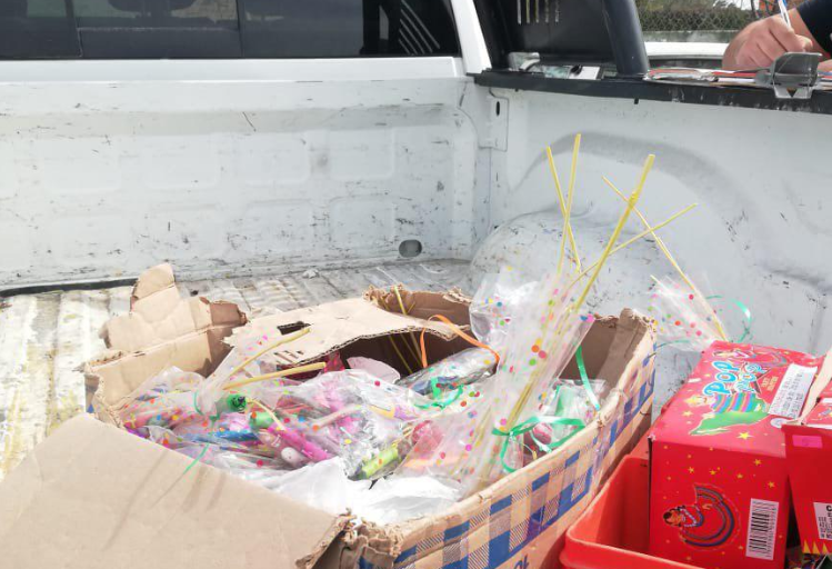 Atienden Bomberos de Zapopan incidentes en Noche Buena y Navidad