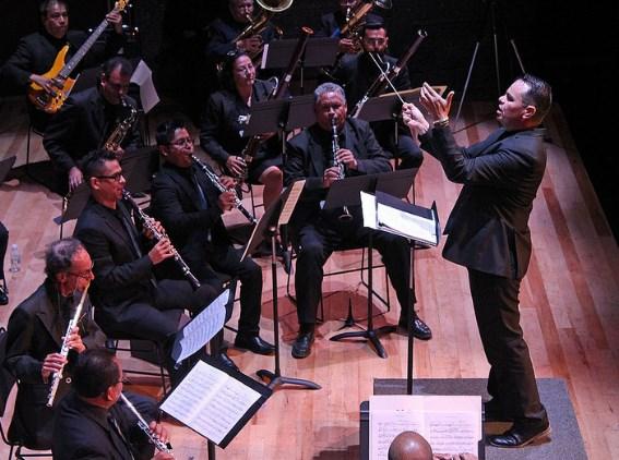 Banda Sinfónica de Zapopan arranca presentaciones navideñas en el Centro Cultural Constitución