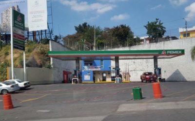 Reclama Pablo Lemus abandono del Gobierno de la República en crisis de gasolina