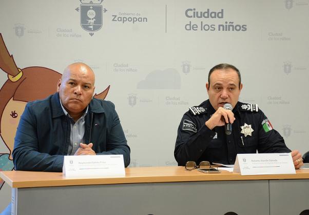 Conmemora Zapopan la celebración del Día del Policía con semana deportiva y cultural