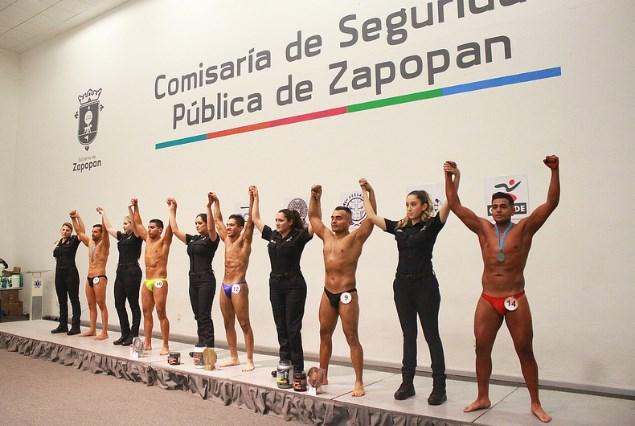Inaugura Zapopan actividades en conmemoración del Día del Policía 2019