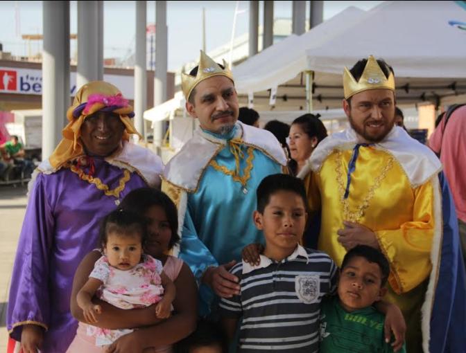 DIF Zapopan entrega juguetes a niñas y niños en Fiesta de Reyes