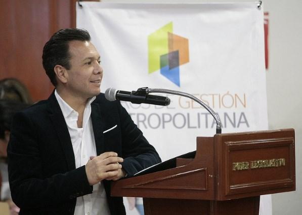Participa Pablo Lemus en el Foro Estado y Prospectiva de la Gestión Metropolitana