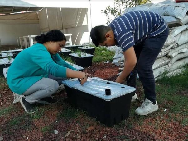 Inicia DIF Zapopan curso de Huertos Urbanos en el Centro Kokone San Juan de Ocotán