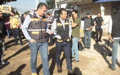 Dignifica Zapopan infraestructura vial y peatonal en la delegación El Batán